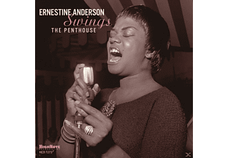 Ernestine Anderson - Ernestine Anderson Swings The Penthouse - (CD)