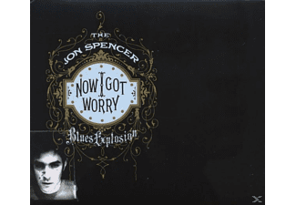 The Jon Spencer Blues Explosion - Now I Got Worry (Remastered & Expanded) [CD]