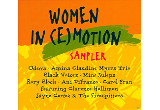 VARIOUS - Women In (E)Motion - (CD)