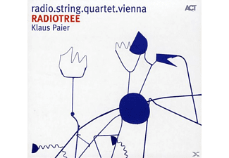Radio String Quartet, RADIO.STRING.QUARTET.VIENNA - Radiotree [CD]