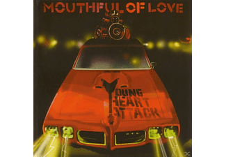 Young Heart Attack - Mouthful Of Love - (CD)