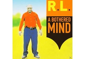 R.L. Burnside - A Bothered Mind [CD]