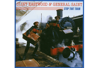Clint Eastwood - Stop That Train - (CD)