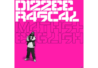 Dizzee Rascal - Maths And English - (CD)
