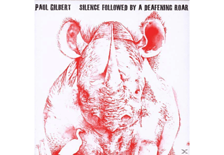 Paul Gilbert - Silence Followed By A Deafen.. [CD]