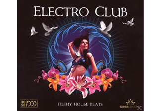 VARIOUS - Electro Club (Black Box) - (CD)