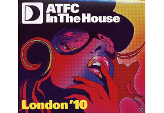 VARIOUS - Atfc In The House-London '10 - (CD)