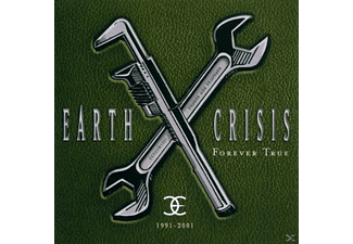 Earth Crisis - 1991-2001 Forever True - (CD)