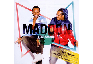 Madcon - Contraband [CD]