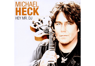 Michael Heck - HEY MR.DJ [CD]