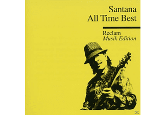 VARIOUS, Carlos Santana - All Time Best-Ultimate Santana-Reclam Musik Editio [CD]