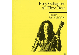 Rory Gallagher - All Time Best - Reclam Musik Edition - (CD)