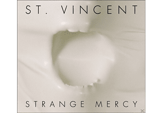 ST.VINCENT - Strange Mercy - (CD)