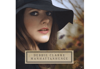 Debbie Clarke - Manhattanhenge [CD]
