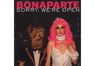 Bonaparte - Sorry We're Open [CD]