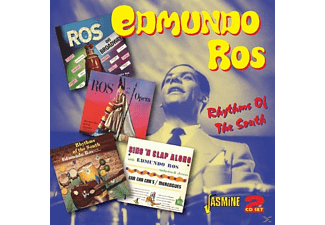 Edmundo Ros - Rhyhms Of The South - (CD)