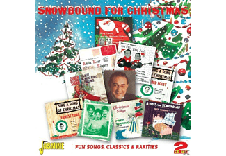 VARIOUS - Snowbound For Christmas - (CD)