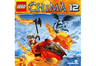Lego Legends Of Chima - LEGO Legends Of Chima (Hörspiel 12) - (CD)