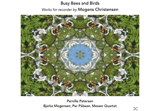 Petersen/Mogensen/Palssson - Busy Bees And Birds - (CD)