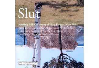 Slut - Nothing Will Go Wrong [CD]