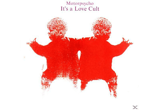 Motorpsycho - It's A Love Cult - (CD)