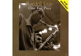 Wardell Gray - One For Prez [CD]