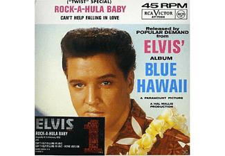 Elvis Presley - Rock-A-Hula Baby - (Maxi Single CD)