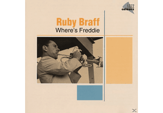 Ruby Braff - Where's Freddie - (CD)