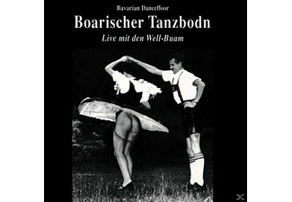 Well - Boarischer Tanzbodn - (CD)