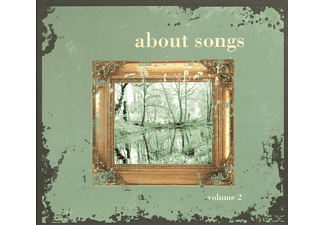 VARIOUS - About Songs Vol.2 - (CD)