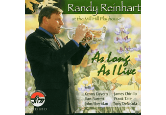 Ry Reinhart - As Long As I Live [CD]