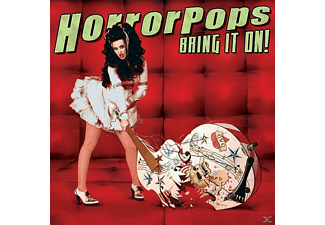 Horrorpops - Bring It On! - (CD)
