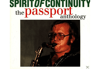 Passport - Spirit Of Continuity - The Passport Anthology [CD]
