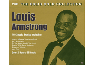 Louis Armstrong - Solid Gold Collection [CD]