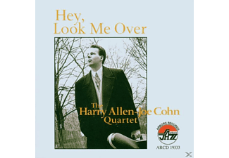 Allen, Harry & Cohn, Joe Quartet - Hey, Look Me Over - (CD)