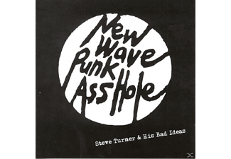 Steve Turner - New Wave Punk Asshole - (CD)
