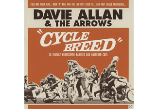 Davie Allan - The Cycle Breed - (CD)