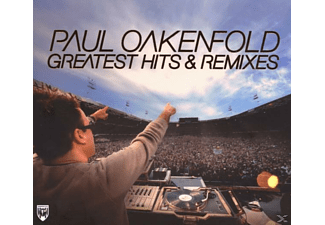 Paul Oakenfold - Greatest Hits & Remixes (Mixed) - (CD)