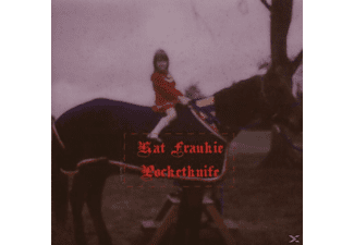 Kat Frankie - Pocketknife [CD]