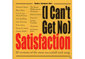 VARIOUS - I Can't Get No Satisfaction [CD]