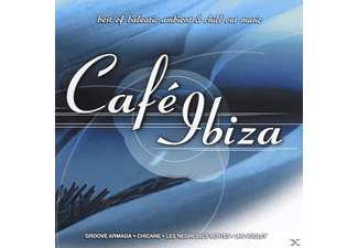 VARIOUS - Cafe Ibiza Vol.1 [CD]