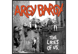 Argy Bargy - The Likes Of Us - (CD)