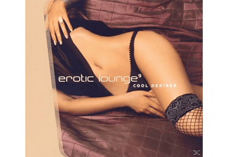 VARIOUS - Erotic Lounge 9-Cool Desires [CD]