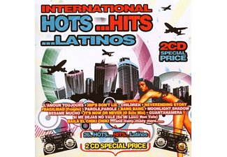VARIOUS - Hots...Hits...Latinos - (CD)