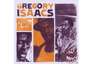 Gregory Isaacs - Reggae Legends (Box Set) - (CD)