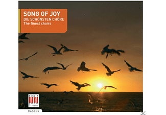 Thomanerchor/Dresdner Kreuzchor - Song Of Joy:Die Schönsten Chöre - (CD)