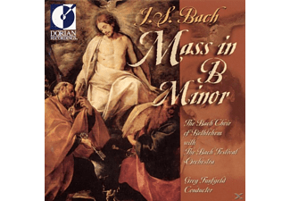 Greg/bach Choir Of Bethlehem Funfgeld - Bach H-moll Messe - (CD)