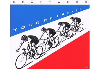 Kraftwerk - Tour De France (Remaster) [CD]