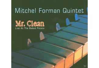 Mitchel Forman - Mr.Clean - (CD)