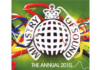 VARIOUS - The Annual 2010 - (CD)
